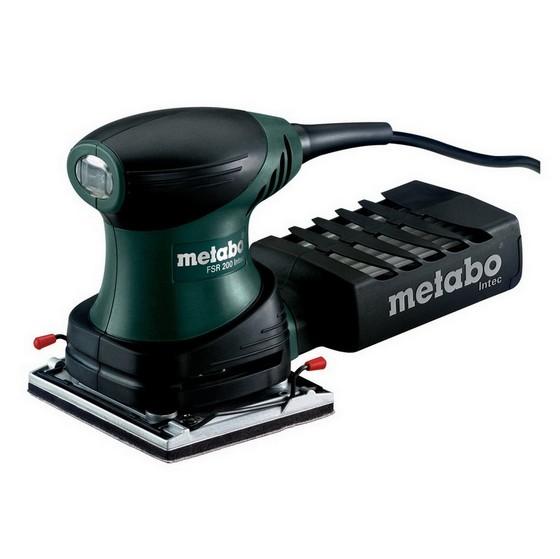 Image of Metabo Fsr200 Intec 14 Sheet Palm Sander 240v