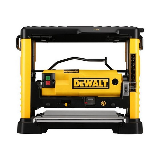 Image of DEWALT DW733 PORTABLE PLANER THICKNESSER 240V