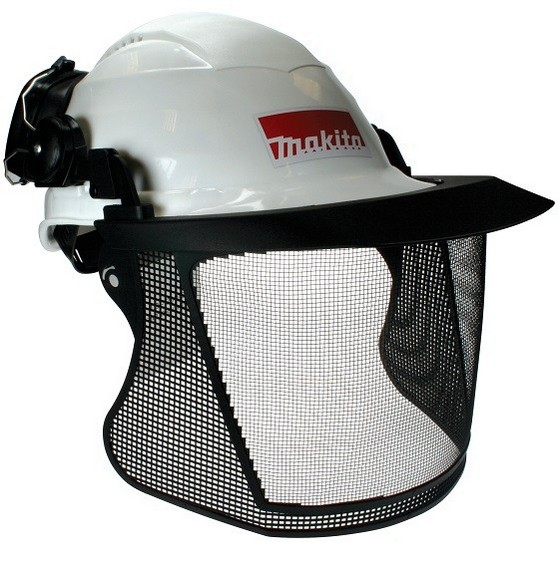 MAKITA P-54140 FORRESTRY COMBINATION SAFETY HELMET