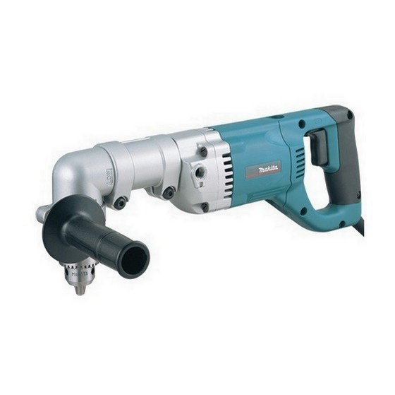 MAKITA DA4000LR 13MM ROTARY ANGLE DRILL 240V
