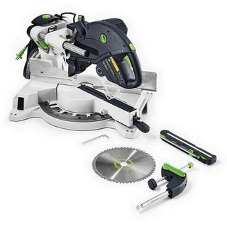 FESTOOL 561286 KAPEX KS120 SLIDING COMPOUND MITRE SAW 110V