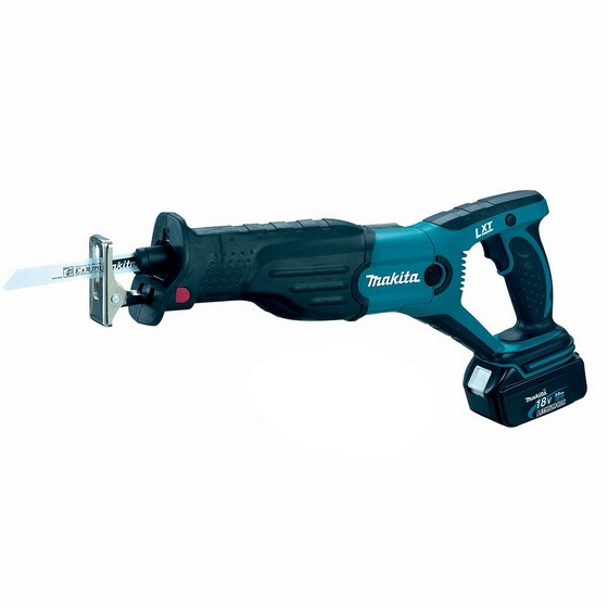MAKITA DJR181RFE 18V RECIPROCATING SAW 2 X 3Ah Li-ion BATTERIES