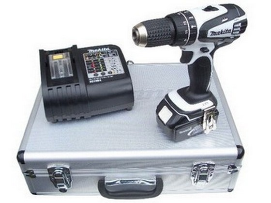 MAKITA BHP456RFWX 18V COMBI DRILL 1 x 3Ah BATTERIES & CASE