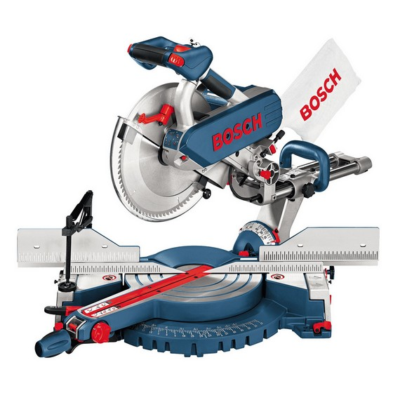 BOSCH GCM12SD 305MM SLIDING DOUBLE BEVEL MITRE SAW 110V