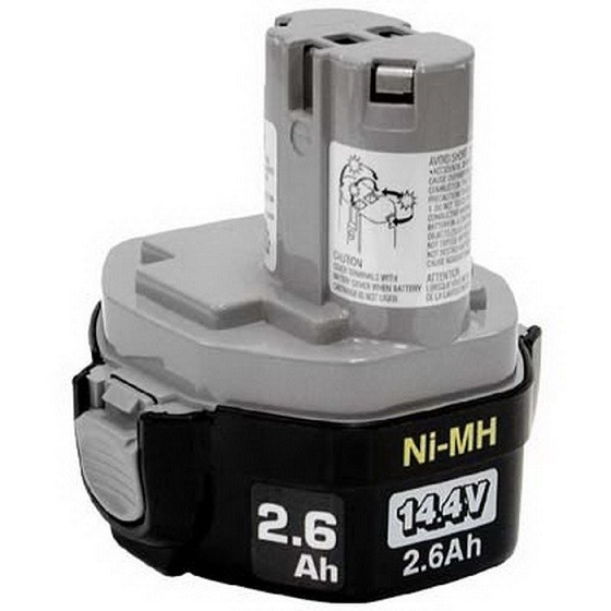 MAKITA 193101-2 14.4V 2.5ah Ni-MH BATTERY