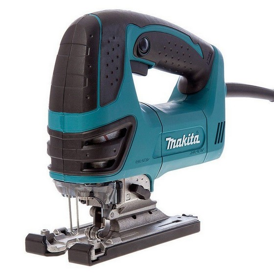 Image of MAKITA 4350FCT 720W ORBITAL JIGSAW WITH JOB LIGHT 110V