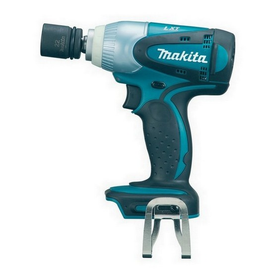 Image of MAKITA DTW251Z 18V IMPACT WRENCH BODY ONLY