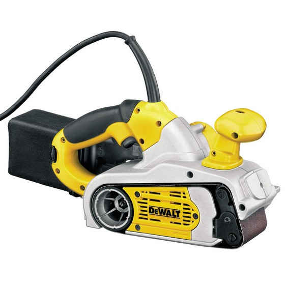 DEWALT DW433 3IN HEAVY DUTY BELT SANDER 240V