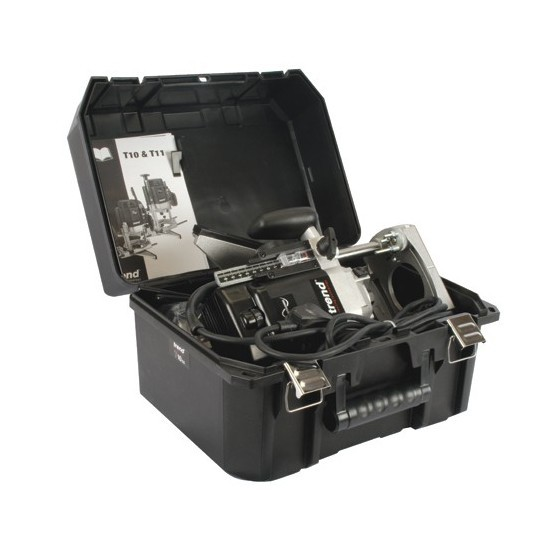 TREND T11ELK 1/2IN ROUTER 110V SUPPLIED IN STORAGE CASE