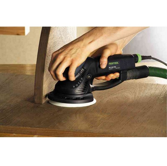 FESTOOL 571808 ROTEX RO150 FEQ-PLUS SANDER AND POLISHER 240V SUPPLIED IN T-LOC CASE
