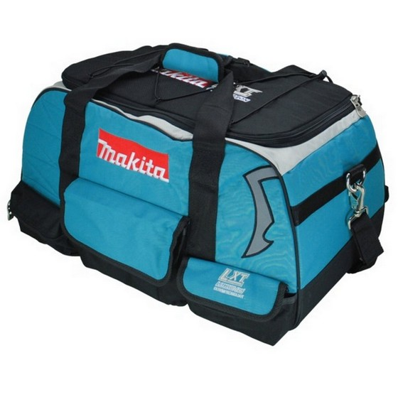Image of MAKITA 8312782 LXT STYLE HEAVY DUTY 4 PIECE TOOL BAG
