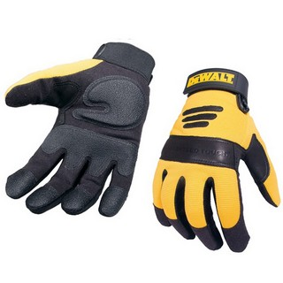 DEWALT DPG2L PERFORMANCE 2 PADDED SPANDEX GLOVES
