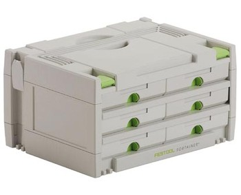 Image of Festool 491984 Sortainer 6 Drawer