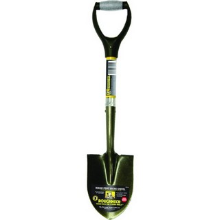 ROUGHNECK ROU68004 MICRO ROUND SHOVEL 27 INCH HANDLE