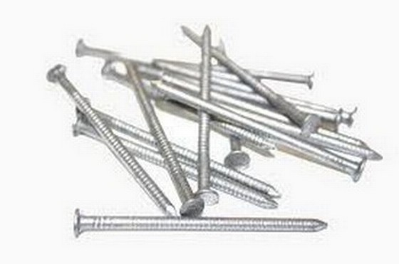Round Head Wire Nails 40X2.65mm 2.5kg Galvanised
