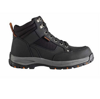 SCRUFFS EASTWOOD SAFETY BOOTS BLACK (SIZE 9)
