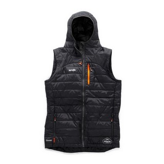 SCRUFFS EXPEDITION THERMO HD GILLET BLACK