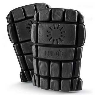 SCRUFFS T50302 FOAM KNEE PADS GREY
