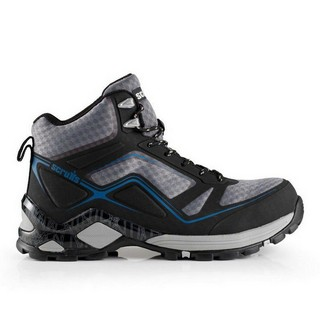 SCRUFFS SPEEDWORK SAFETY BOOTS BLACK/BLUE