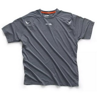 SCRUFFS ACTIVE POLY T-SHIRT GREY