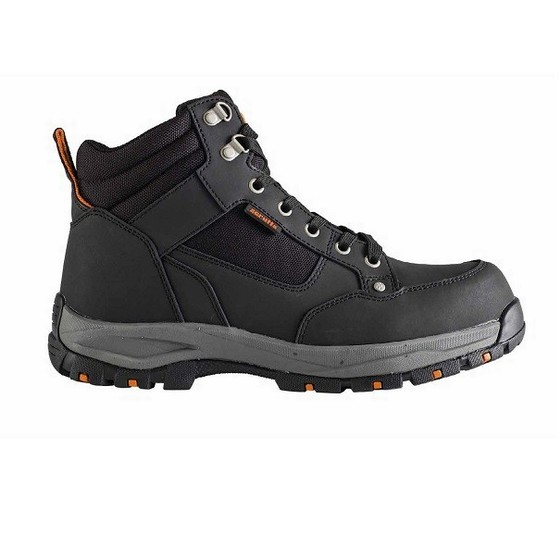 SCRUFFS T53515 EASTWOOD SAFETY BOOTS BLACK