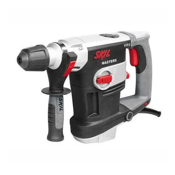 SKIL 1790 SDS-PLUS ROTARY HAMMER DRILL WITH 13MM KEYED CHUCK AND ADAPTOR 110V