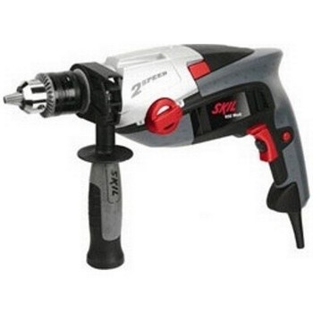 SKIL MASTERS 1023 13MM 2 SPEED IMPACT DRILL WITH CARRY BAG 240 Volt