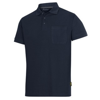 SNICKERS 2708 CLASSIC POLO SHIRT NAVY (XL)