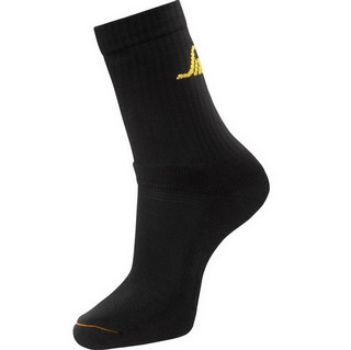 SNICKERS 9211 PACK OF 3 ALLROUND SOCKS BLACK (S/M/L/XL)