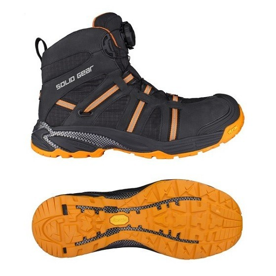 6dd61049cb0 SNICKERS SG80007 PHOENIX GTX SAFETY BOOTS (SIZE 7)