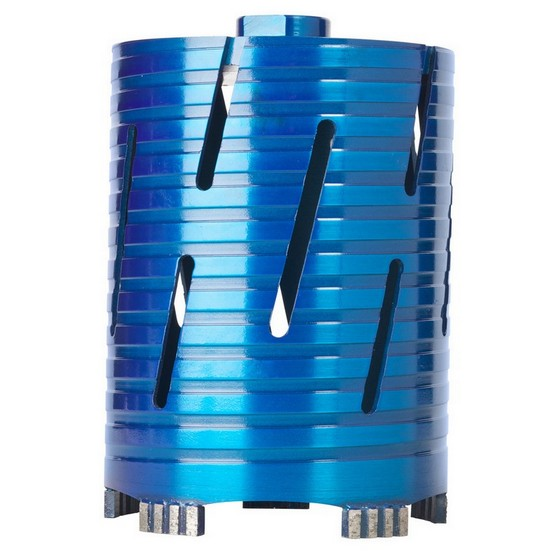 SPECTRUM BX10-107 DIAMOND CORE DRILL 107MM X 150MM WITH 1/2BSP FITTING