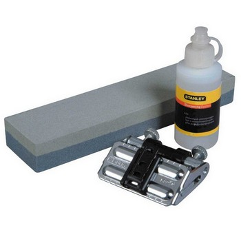 STANLEY STA016050 SHARPENING STONE AND HONING GUIDE KIT