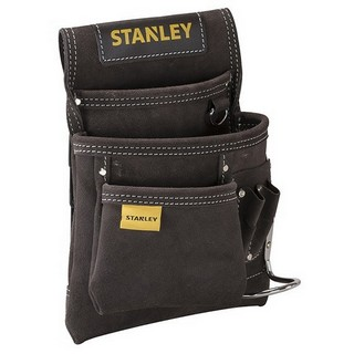 STANLEY STA180114 LEATHER NAIL AND HAMMER POUCH