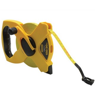STANLEY STA234791 OPEN REEL FIBREGLASS TAPE MEASURE 30M