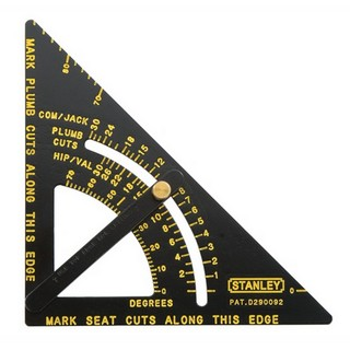 STANLEY STA46053 ADJUSTABLE QUICK SQUARE 170MM