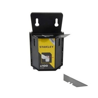 STANLEY STA811921 1992 HEAVY DUTY KNIFE BLADES 62MM (PACK OF 100)