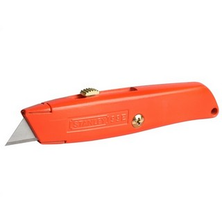 STANLEY XMS15KNIFE HI-VIS RED RETRACTABLE KNIFE