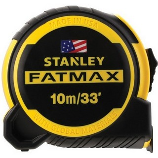 STANLEY XMS18TAPE10 10M FATMAX NEXT GENERATION TAPE