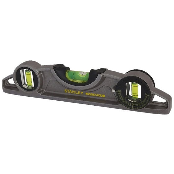 STANLEY XMS18TORPLEV FATMAX TORPEDO LEVEL 250MM / 10IN