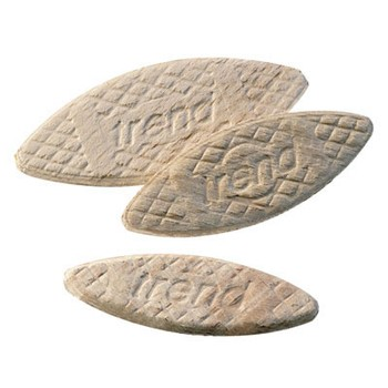 TREND BSC/0/100 SIZE 0 BISCUITS (PACK 100) FOR BOARDS 8-12MM