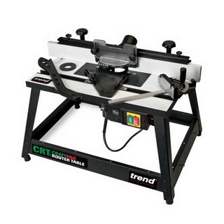 TREND CRT/MK3L CRAFTSMAN ROUTER TABLE MK3 110V (ROUTER NOT INCLUDED)