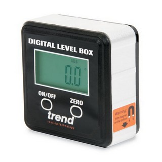 TREND DLB DIGITAL LEVEL BOX WITH STORAGE POUCH