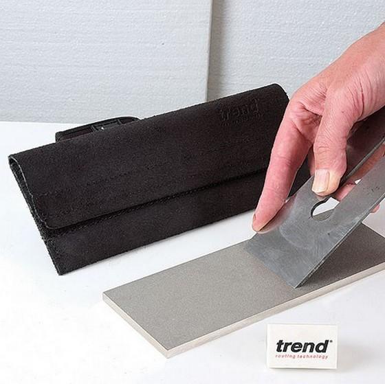 Trend Dws B7 Fc Bench Stone Double Sided Fine Coarse 7 X2