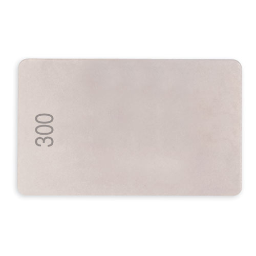 TREND DWS/CC/CX CREDIT CARD DOUBLE-SIDED DIAMOND STONE