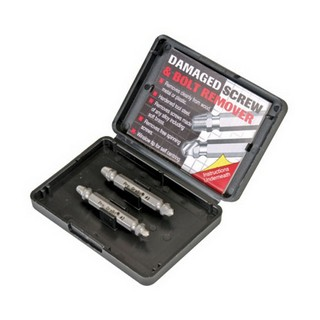 TREND GRAB/SE1/SET DAMAGED SCREW REMOVER SET