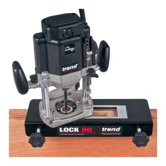 Trend Lock Jig Mortice Lock Amp Deadlock Jig Anglia Tool