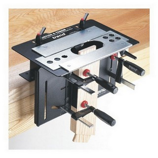 TREND MT/JIG MORTICE AND TENON JIG