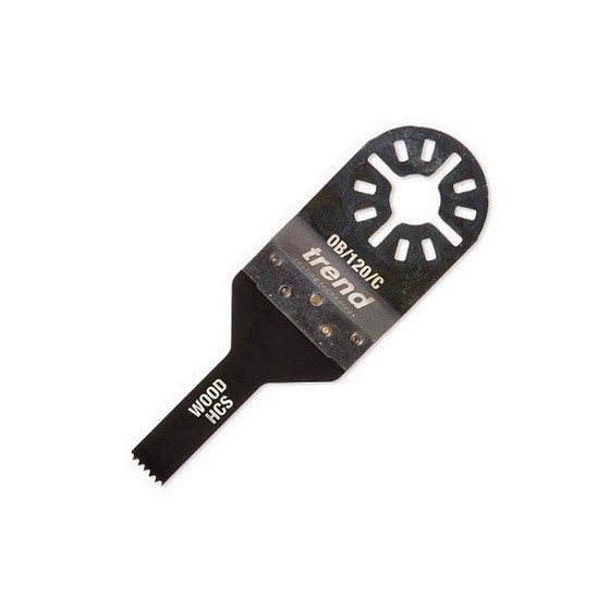 TREND OB/120/C OSCILLATING BLADE 9.5MM DETAIL WOOD HCS