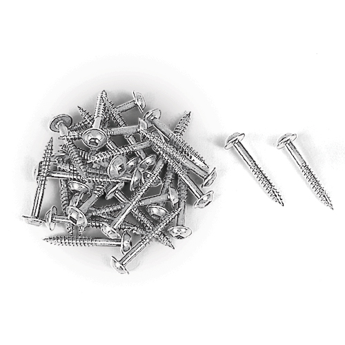 TREND PH/7X30/500 PACK OF 500 POCKET HOLE SELF TAPPING SCREWS NO. 7X30MM