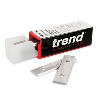 TREND RB/F/10 ROTA-TIP BLADE 30X12X1.5MM (PACK OF 10)